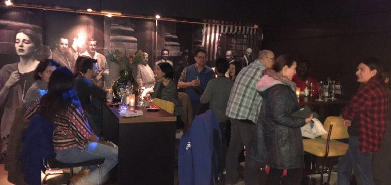 Geweldige Meet&Greet met expats